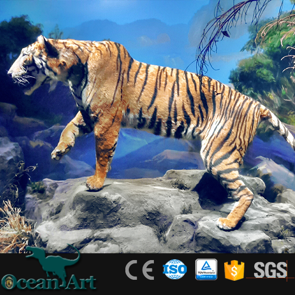 OAV7403 Zoo Used Life Size Animatronic Animal for Sale