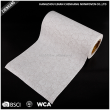 Multipurpose Disposable Eco-Friendly Wood Pulp Cellulose Industrial Dust Free Nonwoven Wipe
