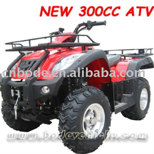 300cc QUAD with EEC(MC-373)