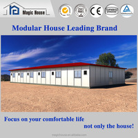 COLOR EPS SANDWISH PANEL MADE PREFAB HOUSE/OFFICE/CONTAINER HOUSE/CONTAINER STORAGE