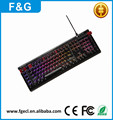 2017 cheapest wired arabic computer gaming keyboard for gamer