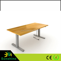 Electric height adjustable tables, Modern Design Height Adjustable Table, table top wash basin