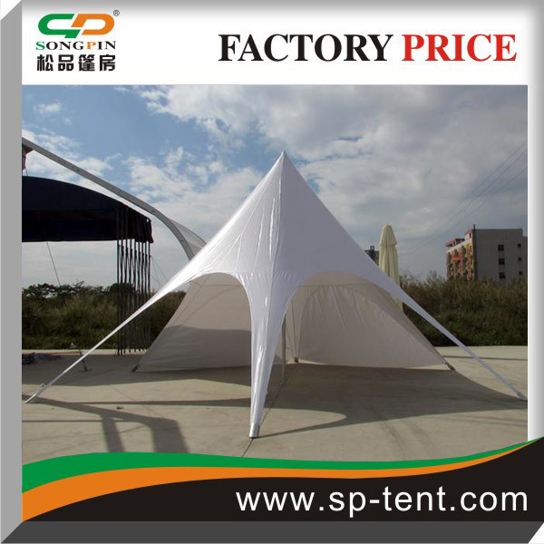 starstage 400 canopy tent for Advertising vehicle or products display (diameter 12m)