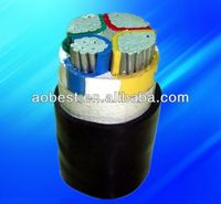 PVC cable power supply cable