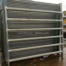 GOAT PANEL - 7 BAR PORTABLE GOAT STOCK PANEL - QUALITY GALV MANUFACTURE
