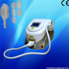 medical and beauty laser /IPL protable hair removal machine for beauty salon use