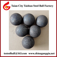 Size 60mm Forged Steel Balls Production For Mine