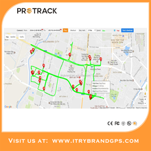 Stable vehicle online tracking platform features Protrack GPS Vehicle Tracking System