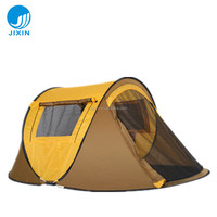 Automatic family camping beach tent
