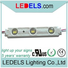Waterproof 12vdc SMD 5050 led modules for signage lighting 5 year warranty UL Listed E468389