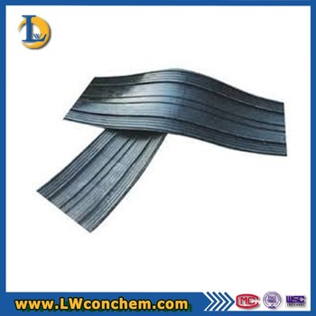 China Specialist High Stretch Elongation Rubber Waterstops For Concrete Water Stop Seal