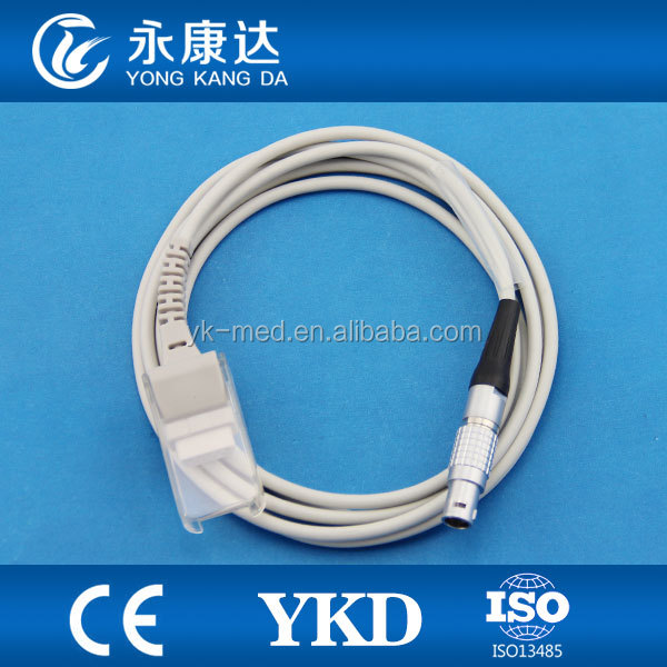Compatible Mindary spo2 extension/transfer cable