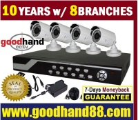 Outdoor waterproof sony CCD cctv camera supplier in the philippines