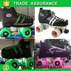 with your company logo promotional new style adult roller skate shoes