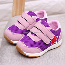 wholesale china shoes children fashion casual fuchsia sneakers kids sports shoes
