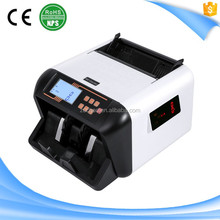 S156 ZC-555 currency sorter/mix denomination money discriminator/counterfeit note detector/cash counting/sorting machine