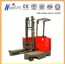2tons side reach truck loading forklift picture