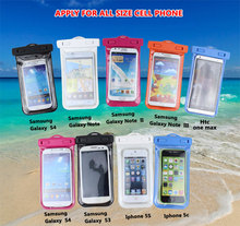 Good Quality Waterproof Phone Case For P9 For Samsung Galaxy Note 3 For Ipad