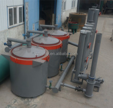 High Durability wood waste continuous carbonization furnace 0086 18703886379
