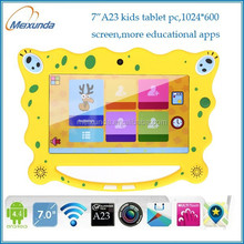 Cheapest 7 inch android mid smart mykingdom childrens tablet pc with Dual core dual camera 512MB/4GB