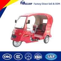 Hot Sale Motorized Tricycle 3 Wheel Motorcycle with Passenger in Alibaba China
