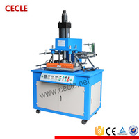 Electric stamping machine for metal fishing lures