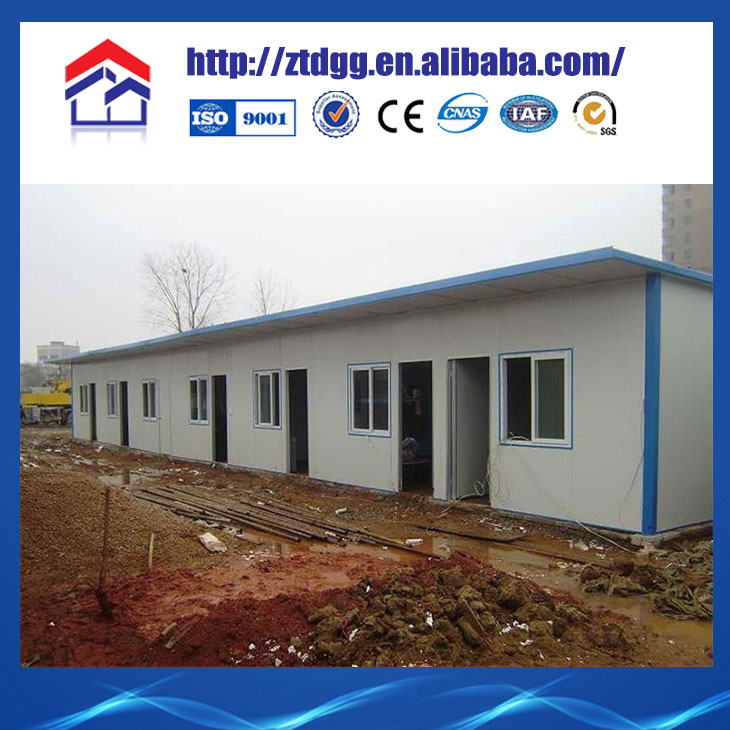 Best selling low cost mobile home truck from China manufacturer