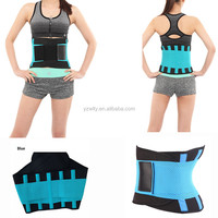 High quality weight lost thermal neoprene fitness waist support band