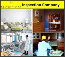 Furniture Quality Control Inspection Service / French Management Team / Office in Guangzhou