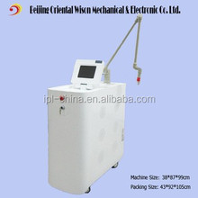 Medical Q swich 1064nm 532nm nd yag laser for defects removal