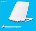 European Style Duroplast Urea Sanitary Anti-bacterial Elongated Toilet Seat Cover
