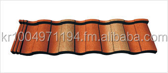 DIVINE ventus (stone chip coated steel roof tiles)