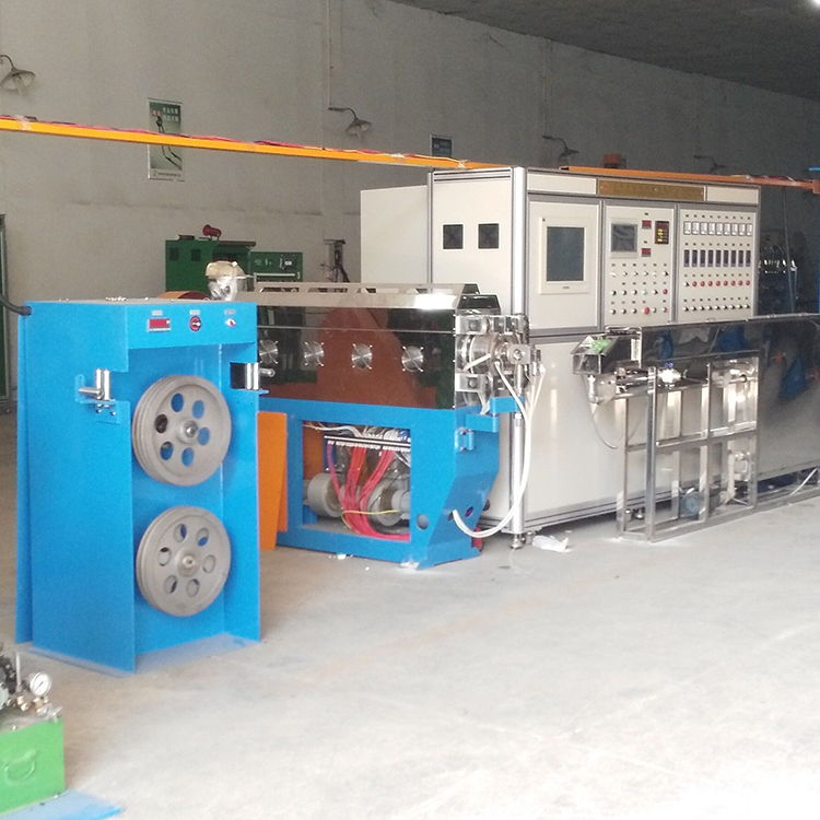 High speed electric wire and cable making equipment
