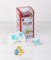 DHL fast delivery 2.4GHz wireless radio remote control Mini rolling RC Drone Quadcopter helicopter plane
