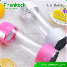 Couple Bottle 320ml Portable Hydrogen Water Maker Outdoor Function Oxygen Free Radical Wrinkle Special For Lovers
