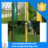 Hot Sale Black Vinyl Coated Decorative Garden Wire Fence Panels