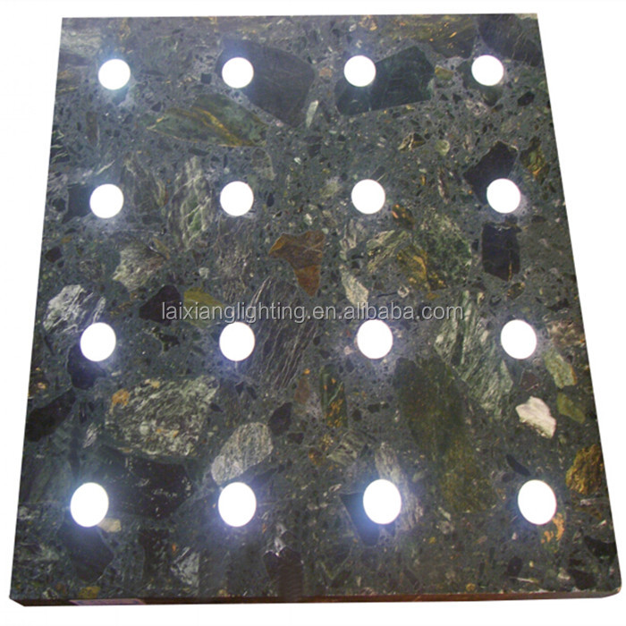 Luxury villa garden lighting decoration led marble tile for wall and for floor