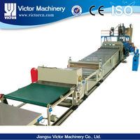 PS foam sheet Extrusion Machine/food box production line/Disposable lunch box production line