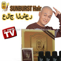 Original hair growth products sunburst hair no Side effects