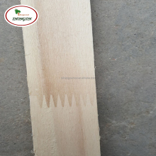 Paulownia finger joint boards pine wood sawn timber