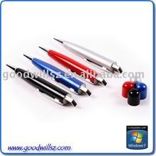 new+hotsale pen usb flash drive 2.0 with optional color