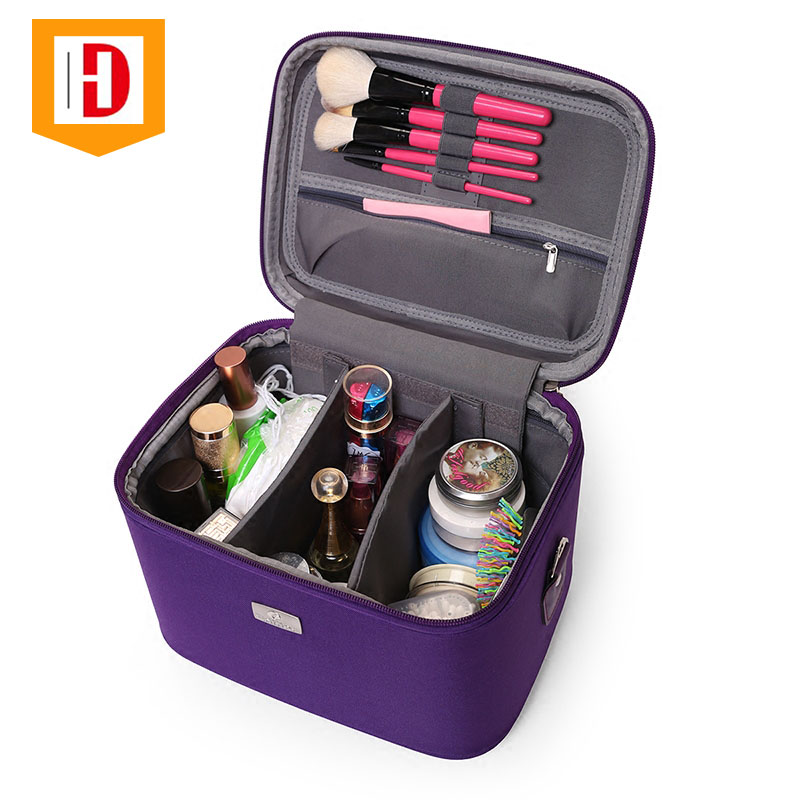 Cosmetic Storage Bag Beauty Box Make Up Carry Case