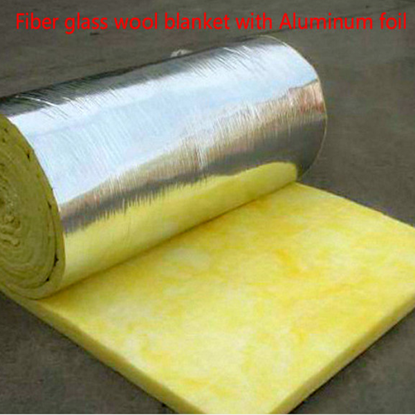 Fiberglass insulation duct board low density glass wool for High density fiberglass batt insulation