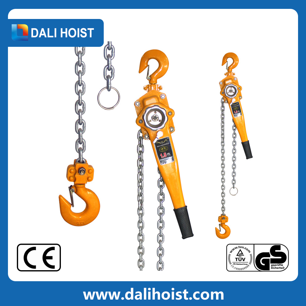 electric gate hoist low price 0.5ton lever hoist metallurgical hoist
