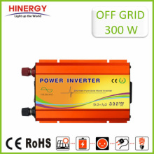 High quality mini size fixed wave inverter solar 300w DC24v to AC110v/220v single output power inverter