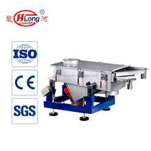 Hot sales square vibrating sieve screen/shake seive used for granules