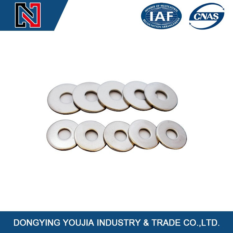 Cheap price Stainless Steel Plain Washer