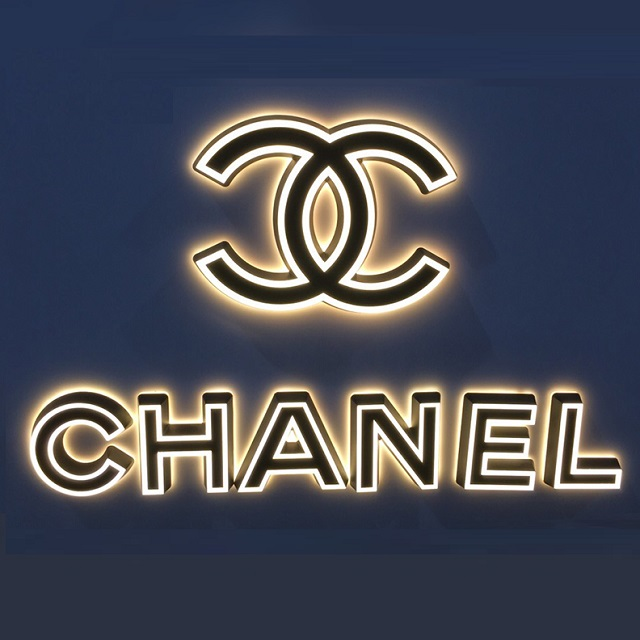 factory price outdoor 3d signage acrylic led channerl letter <strong>sign</strong>