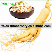 2016 High quality natural tonic Korean ginseng slices to boost immunity