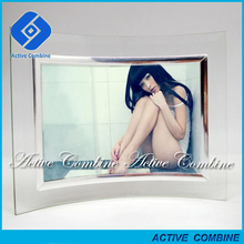 Catch Men Eyes Personal And Well Worth Free Sexy Crystal Glass Photo Frame